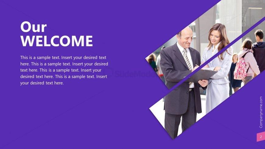 Welcome Slide Company profile