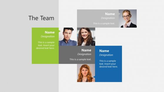 Virtuous Presentation Template Team