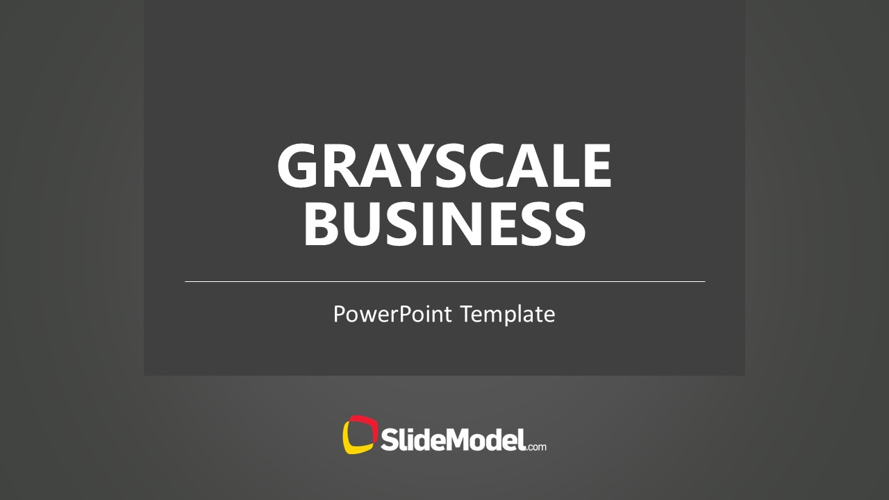 PowerPoint Company Introduction Layout