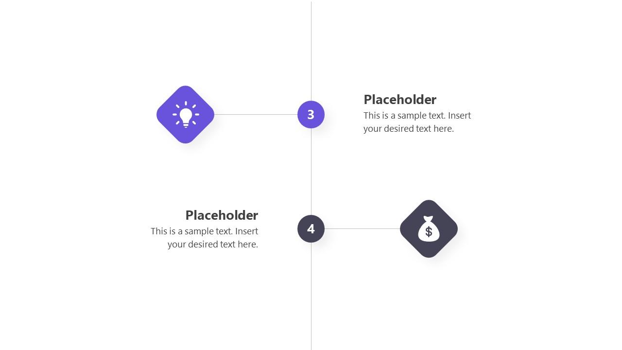 Infographic Company Profile Slide