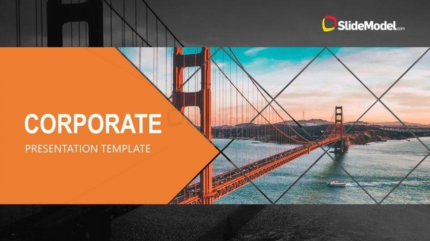 Suspension Bridge Corporate Layout