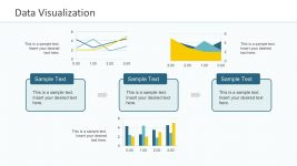 Data Presentation PowerPoint Graphic Charts