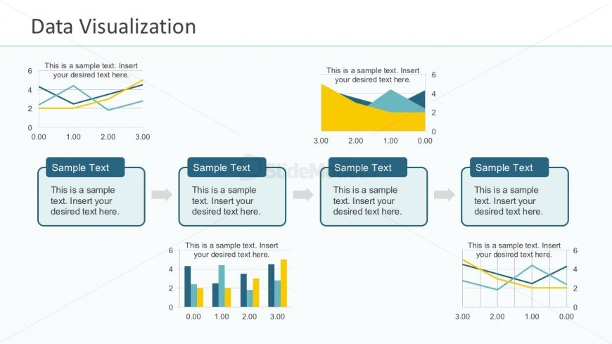 PowerPoint Data Visual Presentation Slides