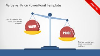 Weight Scale Template PowerPoint