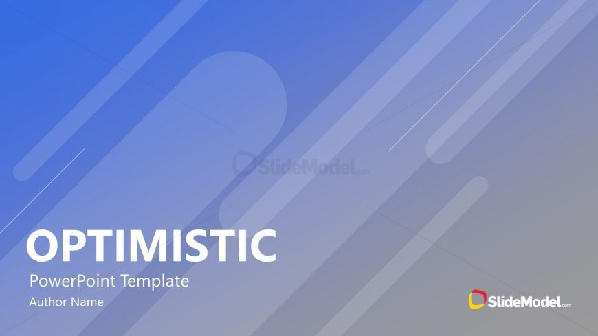 Optimistic Template Business PowerPoint