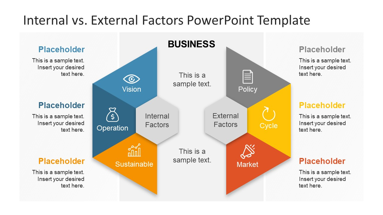Infographic Template of Business Strategy