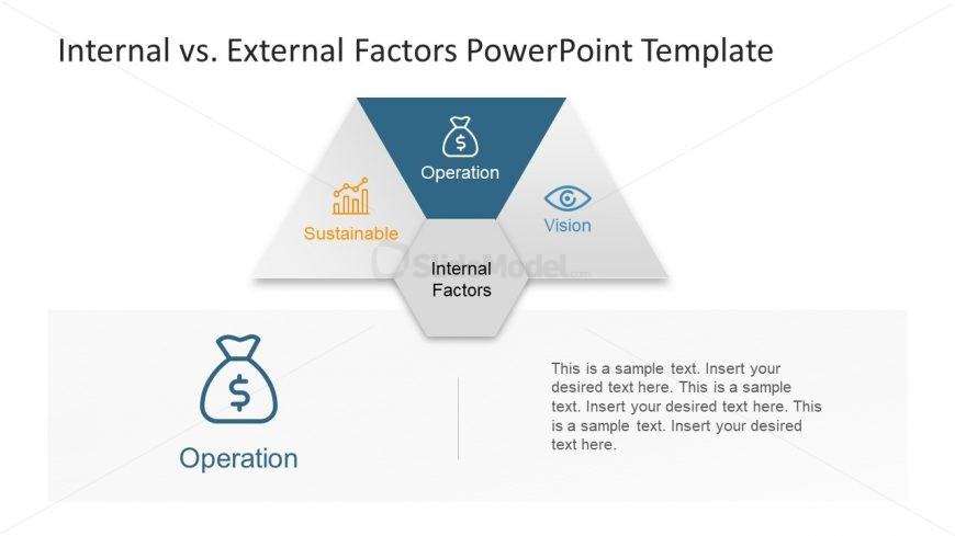 PPT Operatons Infographic Template