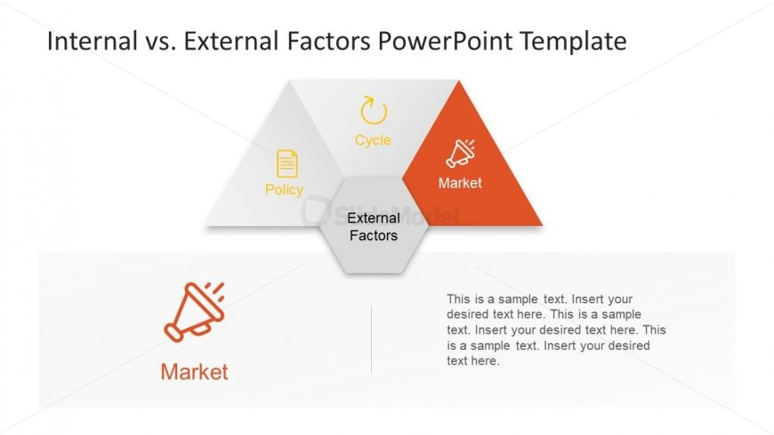 Hexagonal PowerPoint Business Template