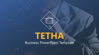 Tetha PowerPoint Template