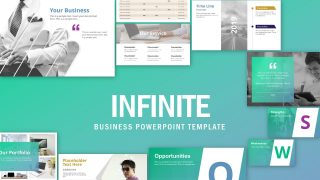 Infinite PowerPoint Template
