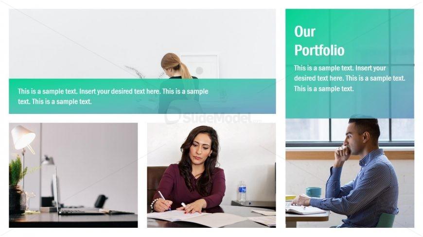 PPT Portfolio of Business Services