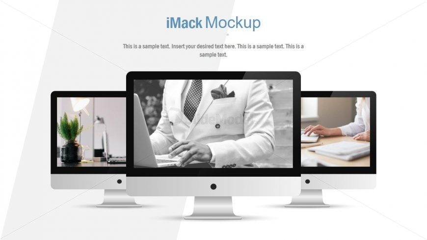 Business Product or Service Mockup