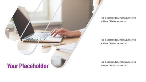 Business Template Slide Design