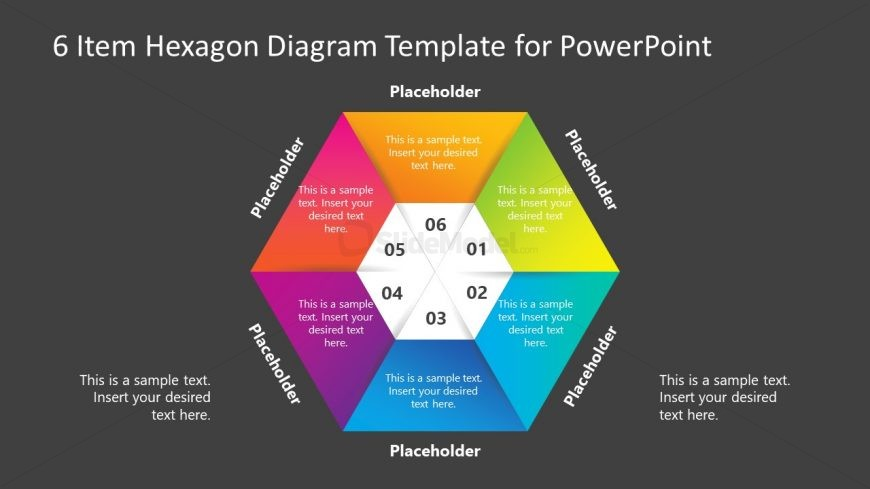 Presentation of Hexagon Layouts