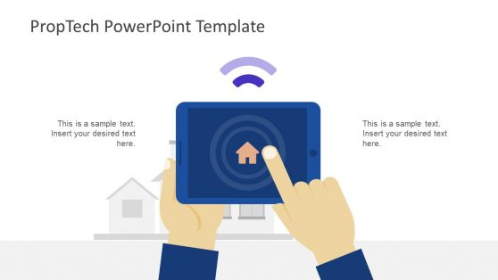WIFI Technology PowerPoint Design