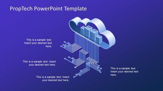 Proptech Presentation Template Circuit