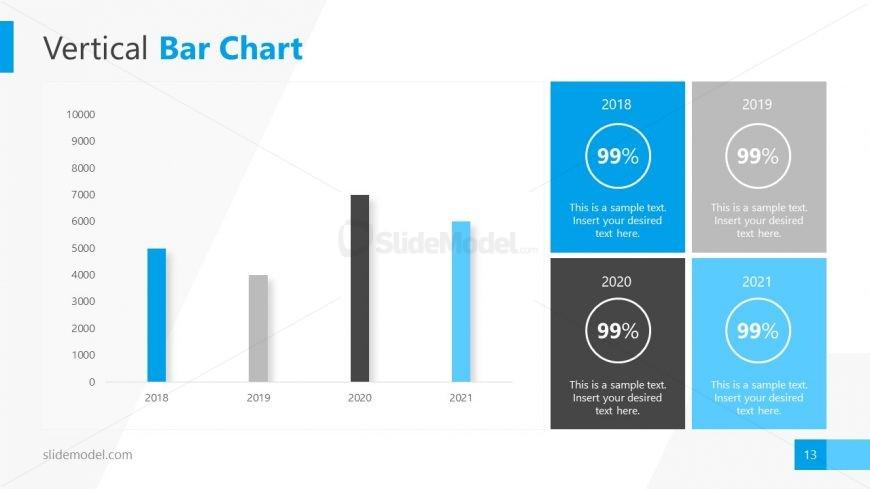 Karma Business PowerPoint Chart