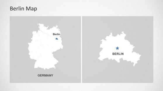 Germany Editable PowerPoint map