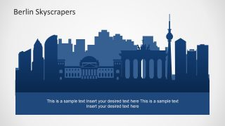 Landscape PowerPoint for Berlin