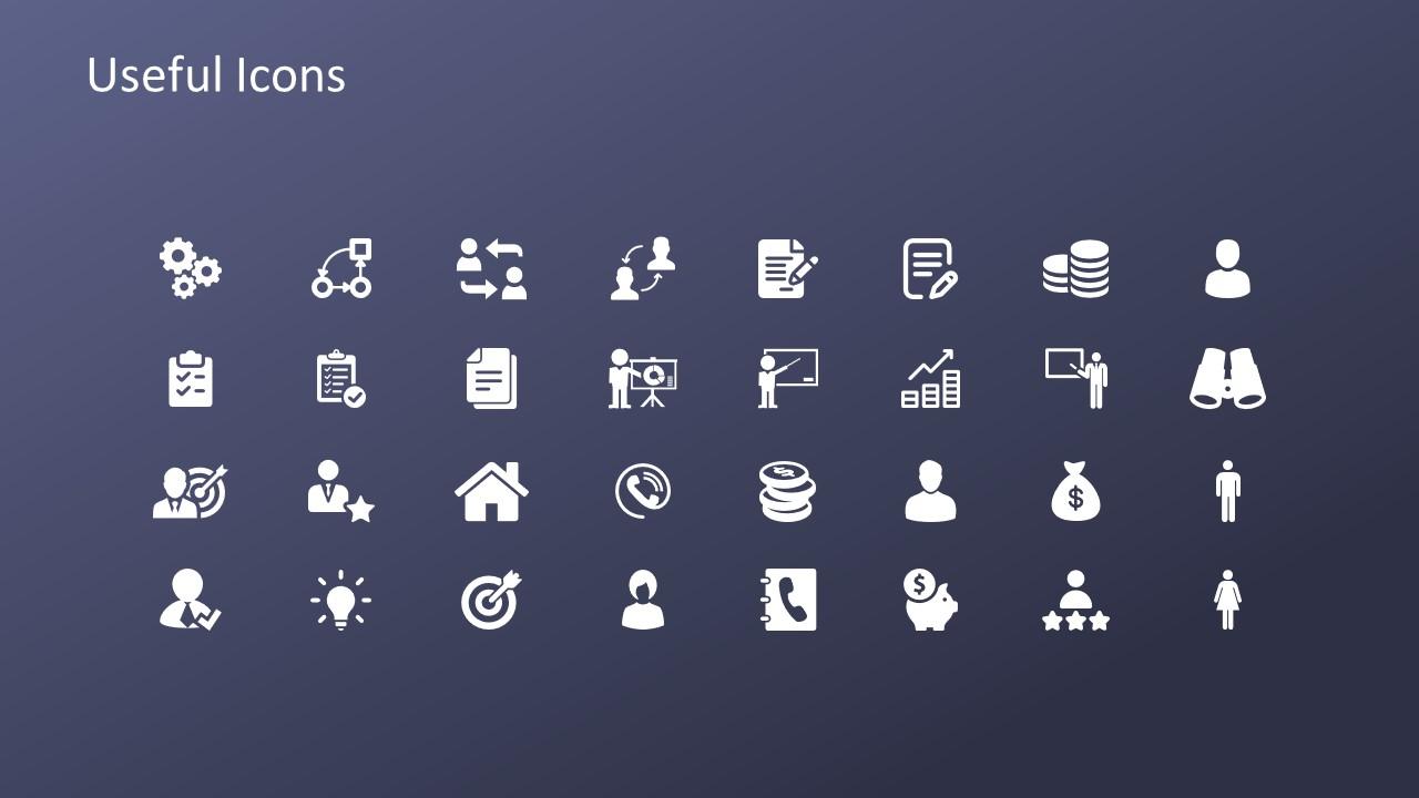 32 Icons Bonus Slide