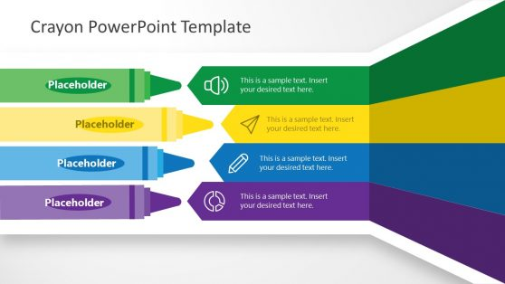 Crayon Point Template