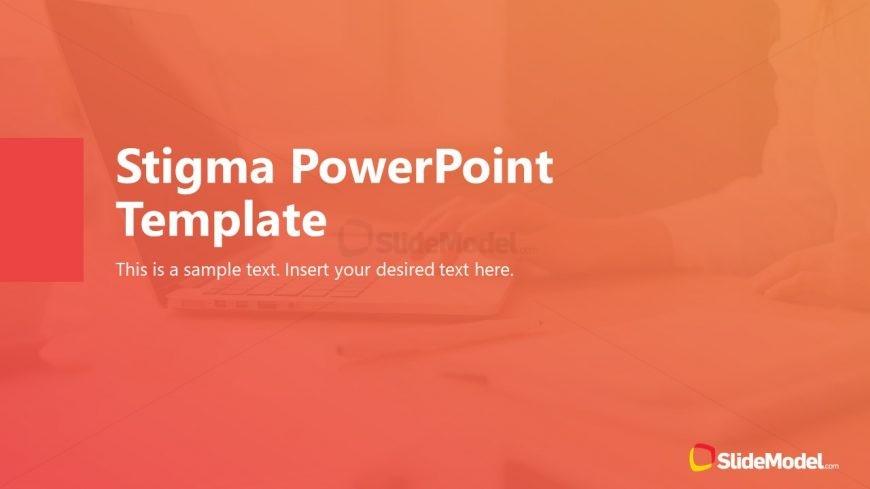 Slide of Stigma Concept