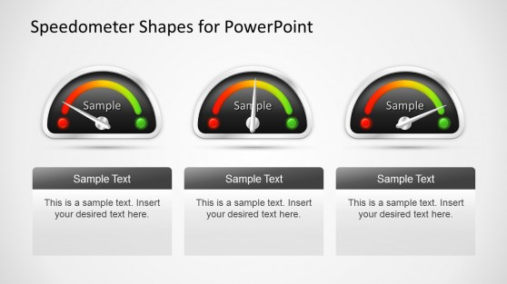 Editable Awesome Gauges for PowerPoint