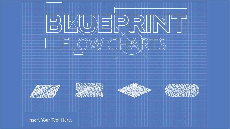 Blueprint Flowcharts X