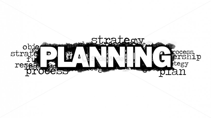 Image result for planning word