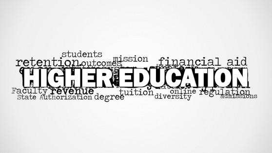 Higher education powerpoint templates higher education word cloud picture for powerpoint toneelgroepblik Images