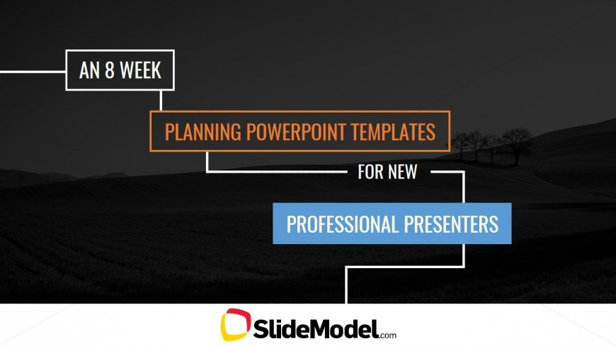 weekly planning powerpoint themes slidemodel