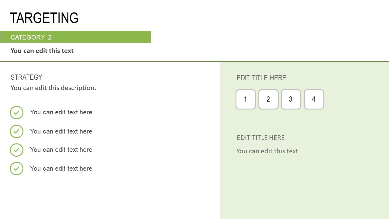 Three Contents Layout Template