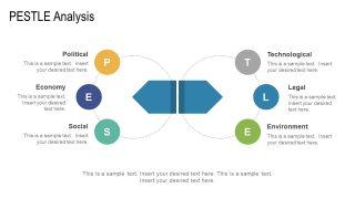 Infographic Slide of PESTLE Analysis