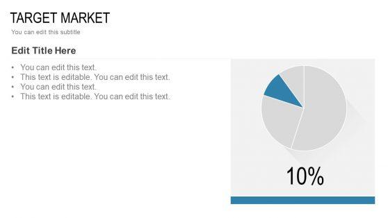 Data Drive Pie Chart PPT