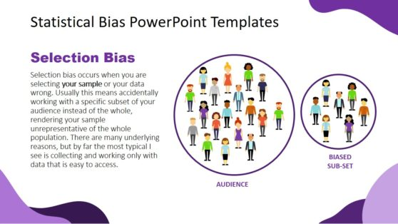 Selection Bias PowerPoint Template