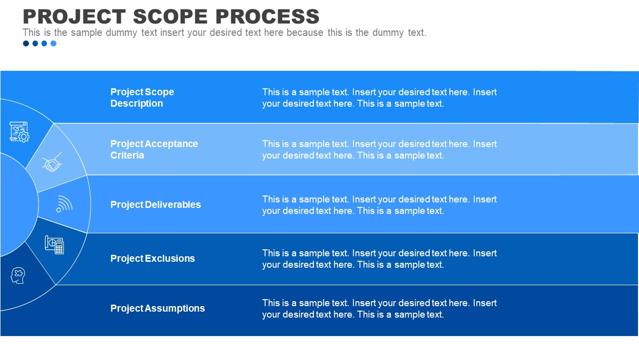 Project Management Scope of Work
