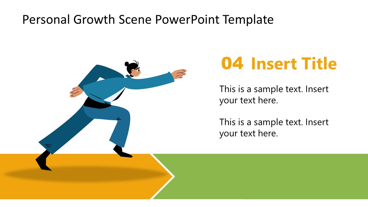 Hurdle Jumping Step 4 Personal Growth Template