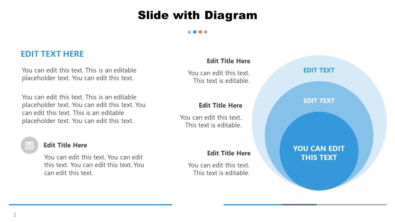 Minimal PowerPoint Content Slide