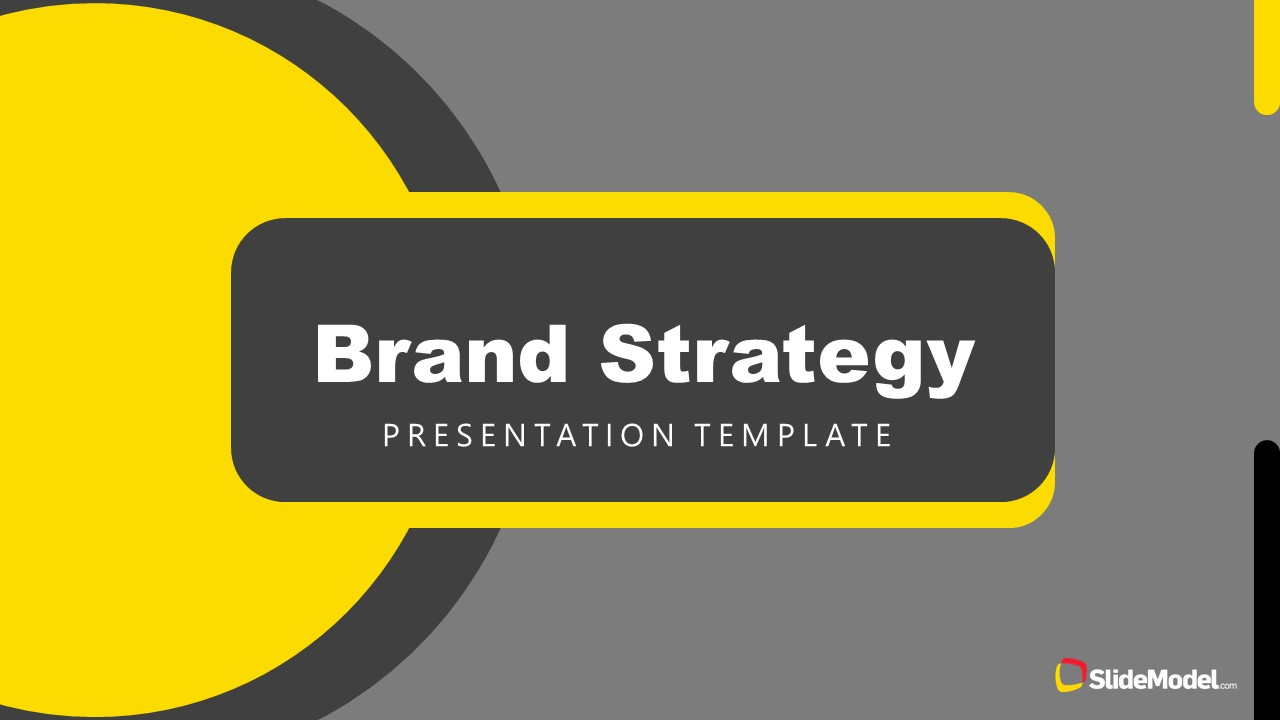 PPT Template for Brand Strategy