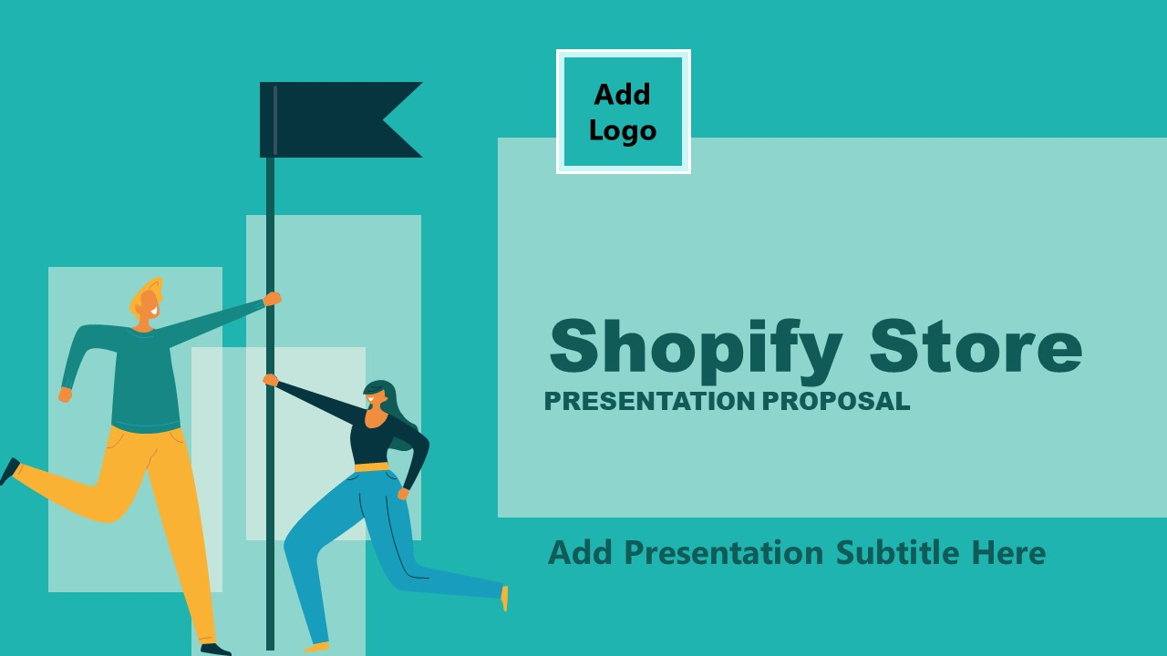 Modern Art Shopify Store Proposal Template
