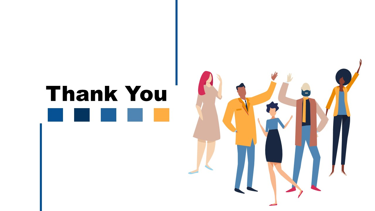 PPT Thank You Template Company Culture