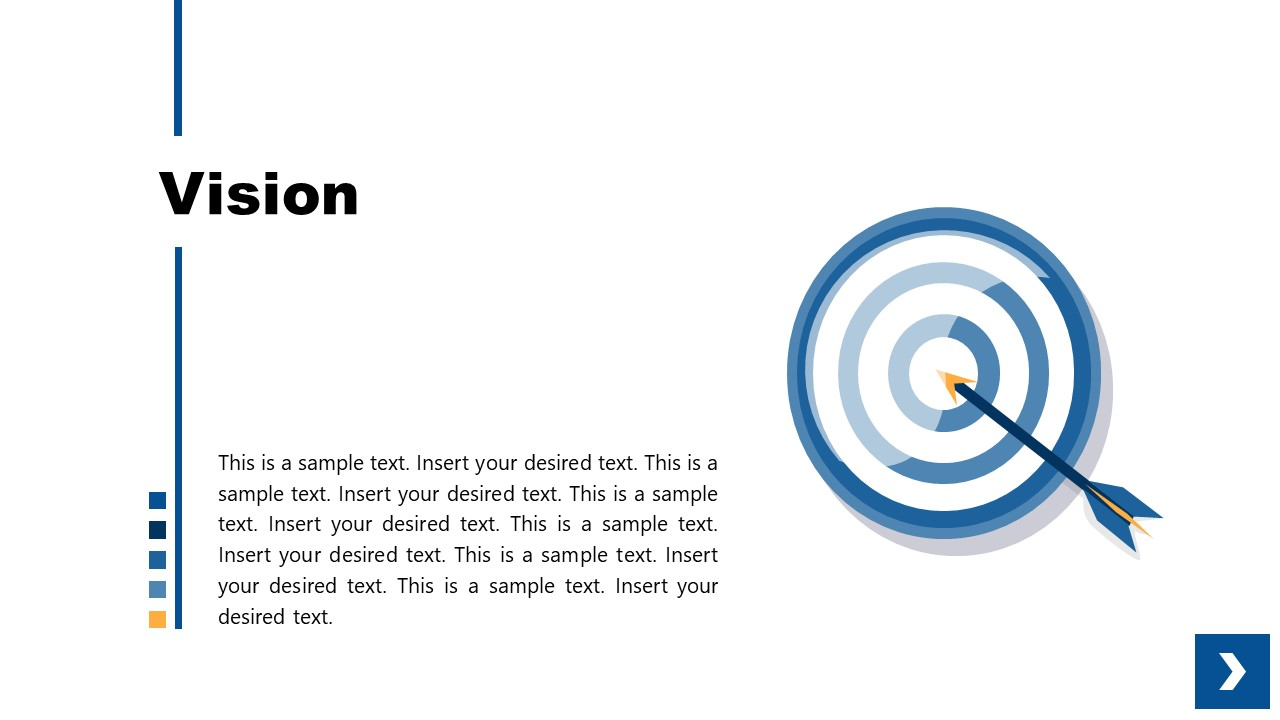 PPT Vision Template Company Culture