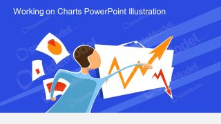 Presentation of Person and Charts