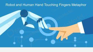 Presentation of Robot and Human Technology Template