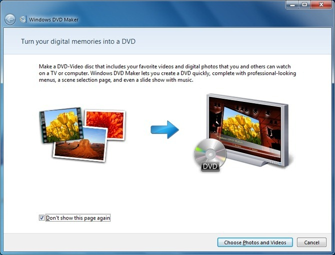 Burn PowerPoint to DVD