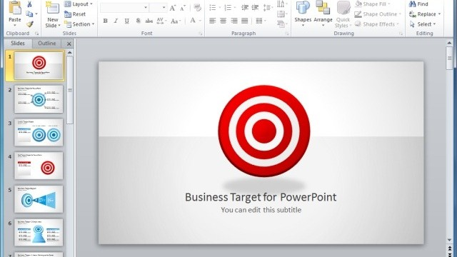Strategic Planning Process Templates For PowerPoint Presentations