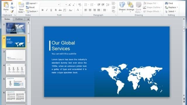 Preparing Effective Sales PowerPoint Presentations