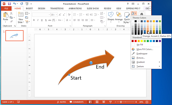 how to customize powerpoint