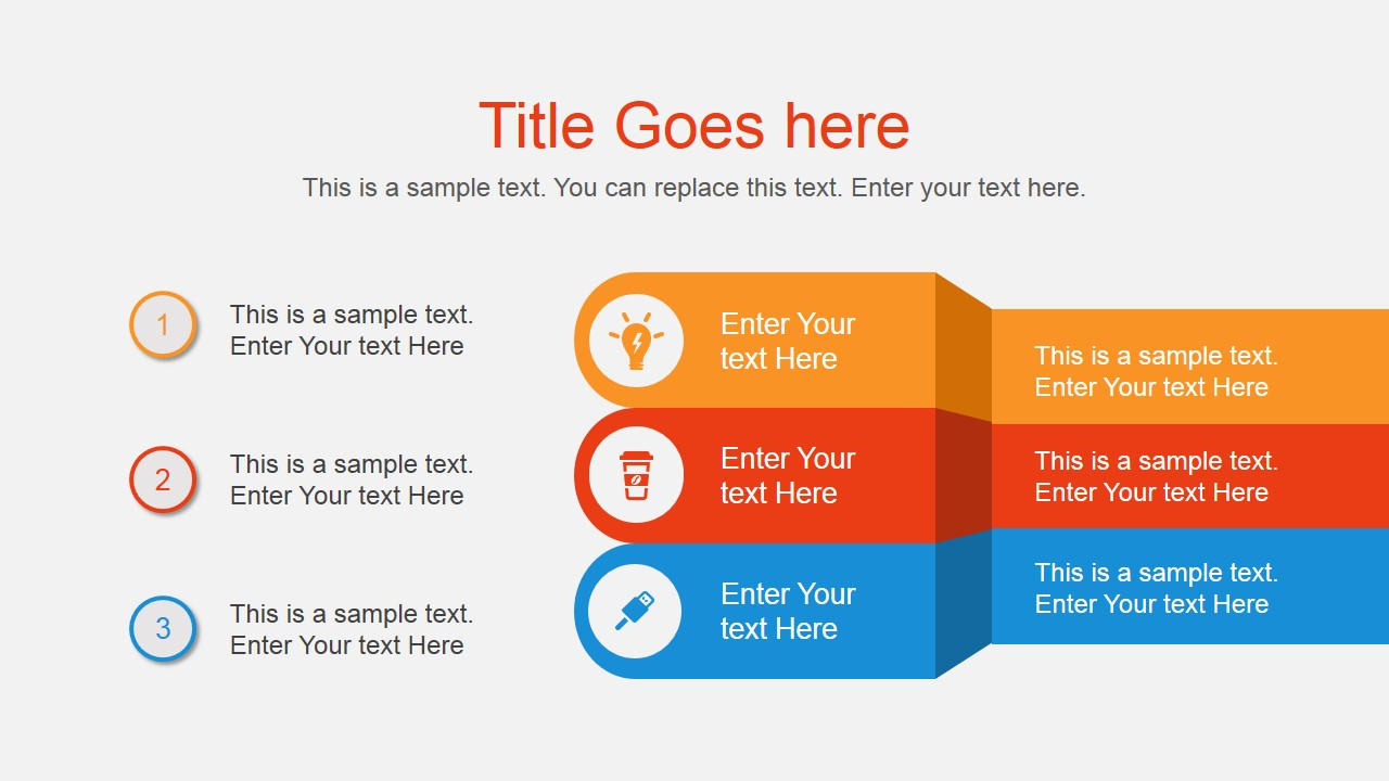 free modern professional slides for powerpoint - slidemodel, Presentation templates