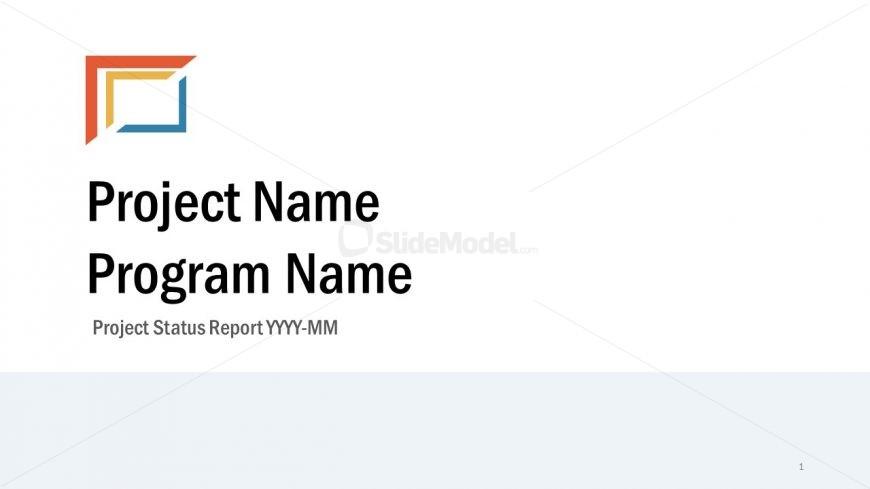 Slide Deck for Project Management